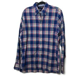 Tommy Hilfiger Size M Custom Fit Mens Button Up